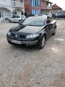 Renault Megane cabrio cc može zamjena