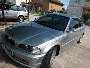 BMW  E46 KUPE 2001