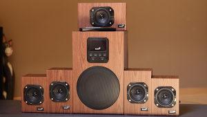 5.1 Genius zvučnici, SW-HF5.1 4800