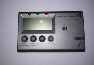 Štimer Korg GA-20