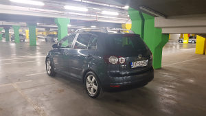 Golf plus 2.0 TDI DSG Automatik