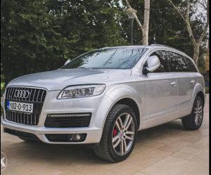 Audi Q7 3.0 tdi Moze zamjena