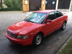 Audi A4 kvatro stranac
