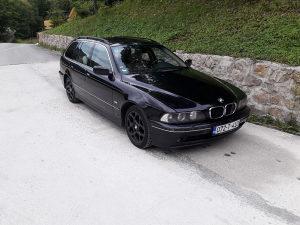 BMW e39 530d 142kw facelift...