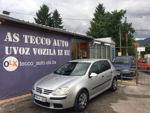 GOLF 5 1,9 TDI 66 KW 2006 REG 03/2019