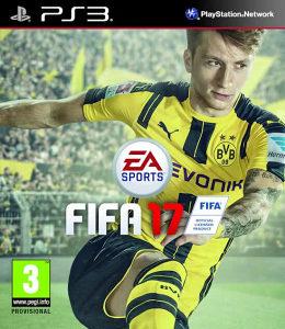 PS3 Fifa 17 playstation 3