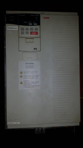 Elektronski Inverter 15 kw Mitsubishi