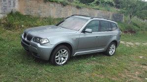 BMW X3 M-Optic Xdrive