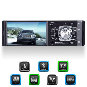 Mirror Link MP5 Radio Audio Video Player 1DIN