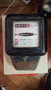 Kontrolni SAT za struju