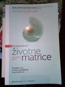 knjiga životna matrica