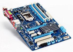 Maticna ploca 1155 GA-Z68P-DS3 sa i3 procesorom