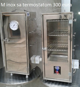 Pušnica Domaćin-M do 5 kg. kapaciteta