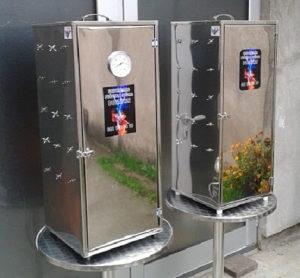 Pušnica Domaćin-V do10 kg. kapaciteta