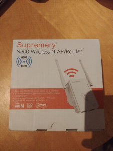 Supremery Ruter (Repeater/Router)
