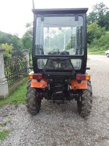 Traktor Agria 6900