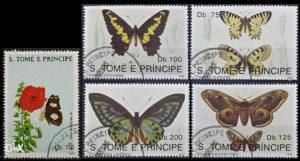S.TOMEE P. 1992 - Poštanske marke - 01376