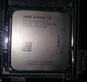 Procesor AMD Athlon II X4 630