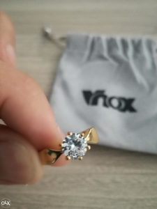 Prsten Zlatni Vrhunski