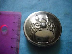 Metalna kutija za miris