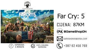 Far Cry 5 | UPLAY | PC | Key