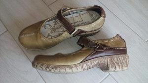 Tamaris kožne cipele vel.37 predobre kao nove