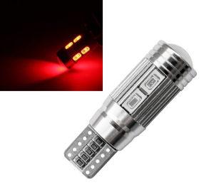 LED ubodne sijalice canbus za auto T10 sijalice CRVENA