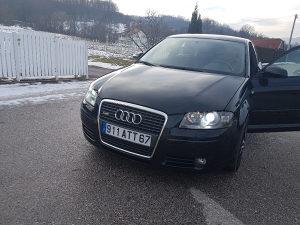 Audi A3 S line Quattro FULL