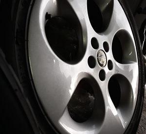 """5x98 17"""" Alfa Romeo alu felge"""
