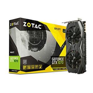 AKCIJA ZOTAC ZT-P10700G-10M  GTX 1070 8GB
