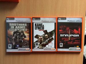 Igrice za PC original Platinum edition