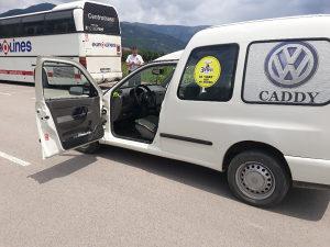 Volkswagen Putnicki Caddy Visenamjensko auto .