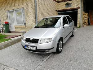 Škoda Fabia 1.9 TDI registrovana, klima!