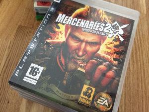 Mercenaries ps3