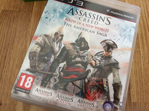 Assassins creed birth of a new world ps3