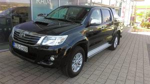 Toyota Hilux 3.0 D-4D City AT