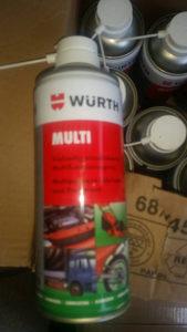 Sprej multi wurth