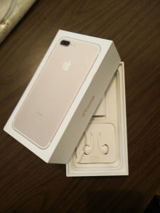 Iphone 7 + PLUS