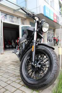 Moto Guzzi V9 Bobber ABS