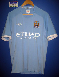 Dres Manchester City FC - UMBRO original