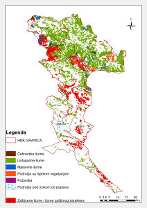 Karte u GIS-u, prvenstveno za geografe