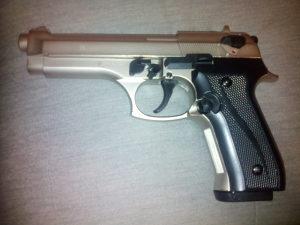 Startni pistolj plasljivac ekol jackal dual