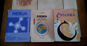 Knjige za Elektrotehnicku skolu 1.razred