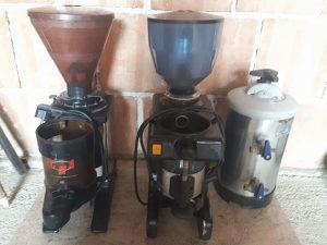 Miln za esspreso kafu