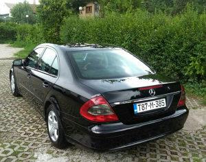 Mercedes-Benz W211 E 200 E200 E220 CDI 2007 FACELIFT