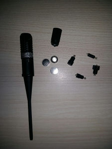 Laser za upucavanje puške optike nišana