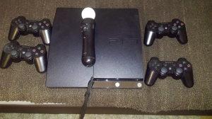 Sony PS3 500 GB, DualShock X 2 - CHIPOVAN