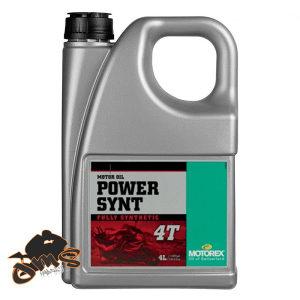 MOTOREX POWER SYNT 10W50