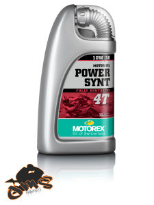 MOTOREX POWER SYNT 10W50
