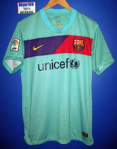 Dres FC Barcelona - DAVID VILLA - Nike original